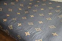 Лляне покривало Євро розміру Louis Vuitton джинс