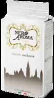 Мелена кава NERO AROMA Exclusive 250 гр