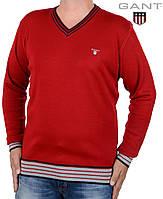 Мужской свитер большого размера.Офисный мужской свитер.