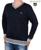 Джемпер-свитер мужской из полушерсти.