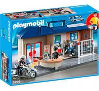 Playmobil 5299 Плеймобил Полицейский участок набор