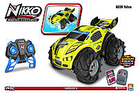 Машинка-амфибия на ру Nikko VaporizR 2 Neon Yellow