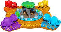 Детская настольная электронная игра Голодные Хамелеоны, Splash Toys ST30110