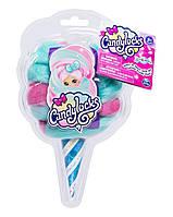 """Кукла """"Кендилукс сладкая вата"""" Candylocks с цветными волосами Код 11-2942"""