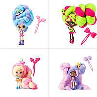 """Кукла """"Кендилукс сладкая вата"""" Candylocks с цветными волосами Код 11-2945"""