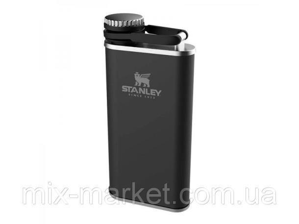 Фляга STANLEY Classic 0.23 L чёрная   (10-00837-127)