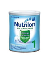 Сухая молочная смесь Nutrilon Кисломолочный 1, 400 г