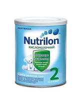 Сухая молочная смесь Nutrilon Кисломолочный 2, 400 г