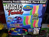 Гоночний Трек Magic Tracks, 220 деталей, 18270