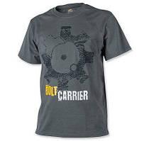 Футболка T-Shirt Helikon Bolt Carrier - Shadow Grey TS-BCR-CO-35
