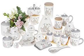 Кружка керамическая Веселая семейка кошачьих (500 мл), DM558-Q, фото 2