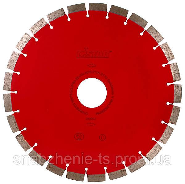 Диск алмазный DISTAR Sandstone Н 500 x 3,8/2,8 x 25,4 по песчанику
