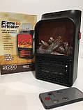 Электро обогреватель Flame Heater, фото 2