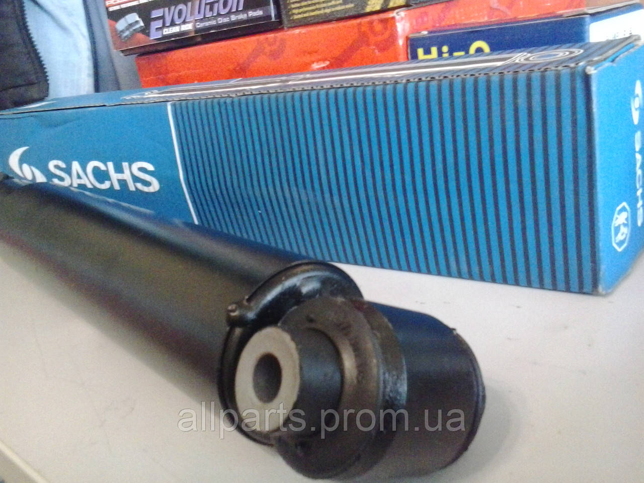 Амортизаторы Sachs серия Advantage и Super Touring (производитель Германия)