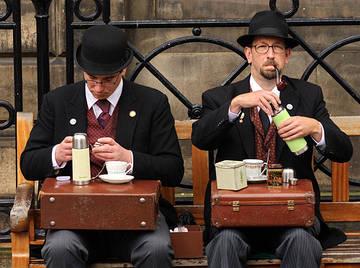 Сколько чая употребляют британцы и лидеры мирового рейтинга