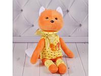 Мягкая игрушка лиса Малятко Алиса