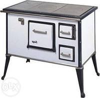 Печь кухонно-отопительная на дровах WAMSLER Salgo