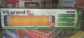 Инфракрасный обогреватель Vilgrand VQ2001 (стойка в комплекте) 2000W