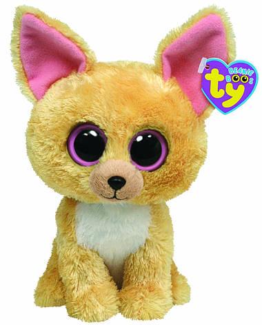 Мягкая игрушка лисенок Nacho, фото 2