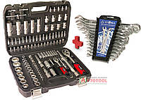 Набор инструмента 108ед. и набор ключей 12шт. 61085-PROFLINE-BT40012