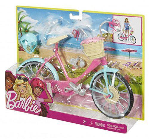 Велосипед для куклы Барби Barbie Bicycle