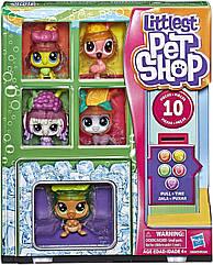 Лител пет шоп Набор Петов В Холодильнике Оригинал Hasbro Littlest Pet Shop Cooler Crew