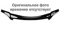 Дефлектор капота  Dodge Attitude с 2011, Мухобойка Dodge Attitude