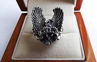 Печатка серебряная Орел Freedom\Свобода