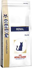Сухой лечебный корм для кошек Royal Canin Renal 500 г
