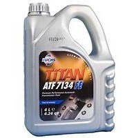 Жидкость для автоматических трансмиссий FUCHS TITAN ATF 7134 FE (4л.) для Mercedes-Benz