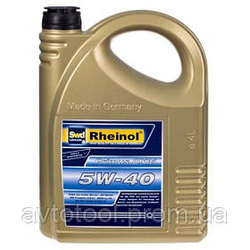 Моторное масло Rheinol, Primus DXM, 5W-40, 4л (DXM 5W-40)