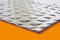 Шумоизоляция ШУМOFF L2 легкая премиум 2 мм 27х37 см