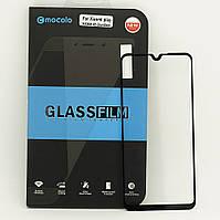 Защитное стекло Mocolo 5D Full Glue для Xiaomi Mi Play полноэкранное черное