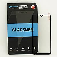 Защитное стекло Mocolo для Xiaomi Mi Play полноэкранное черное
