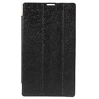 Чехол Подставка Silk Texture Tri-fold для Asus ZenPad C 7.0 Z170 черный