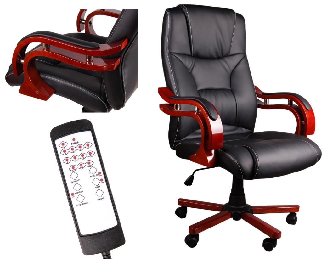 Офисное компютерное кресло с масажем GIOSEDIO BSL004M