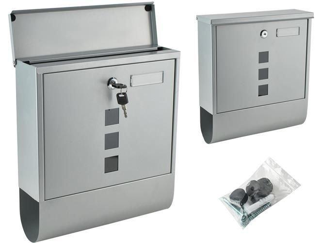 Поштова скринька - срібло