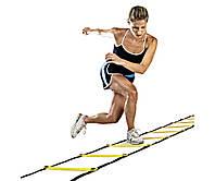 Лестница спортивная скоростная - для тренировки