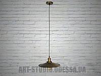 Люстра-подвес светильник в стиле Loft 6856-300-BK-G (черная,белая)