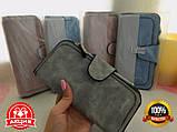 Стильный женский кошелек замшевый baellerry forever n 2345, кошелек женский, Клатч женский, Сумки, рюкзаки,, фото 3