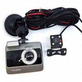 Автомобильный цифровой видеорегистратор CELSIOR DVR CS-119 HD GPS