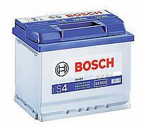 Стартерная аккумуляторная батарея BOSCH S4 60 Ah   0092S40060