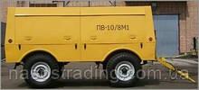 Компрессор ПВ-10/8М1 (ЯМ3 236) передвижной дизельный