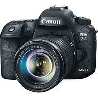 Canon EOS 7D Mark II kit 18-135mm STM (В наличии на складе)
