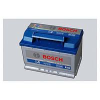 Стартерная аккумуляторная батарея BOSCH S4 74 Ah   0092S40080
