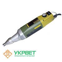 Электрический прибор Proxxon для стачивания клыков у поросят