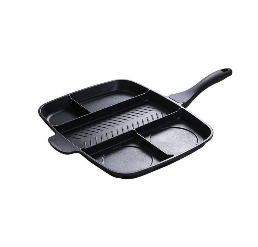 Сковорода Magic pan на 5 секций