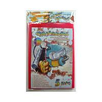 Обложки для учебников (5 класс) ПОЛИМЕР 104405, 200 мкм. (уп. 7шт.)