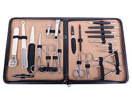 Набор маникюрный с ножницами для стрижки KELLERMANN (КЕЛЛЕРМАН) DOP9410