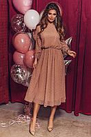 Нарядное вечернее женское платье Норма